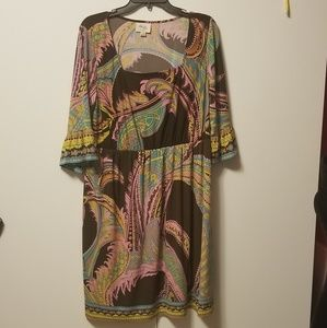 Beige by ECI dress